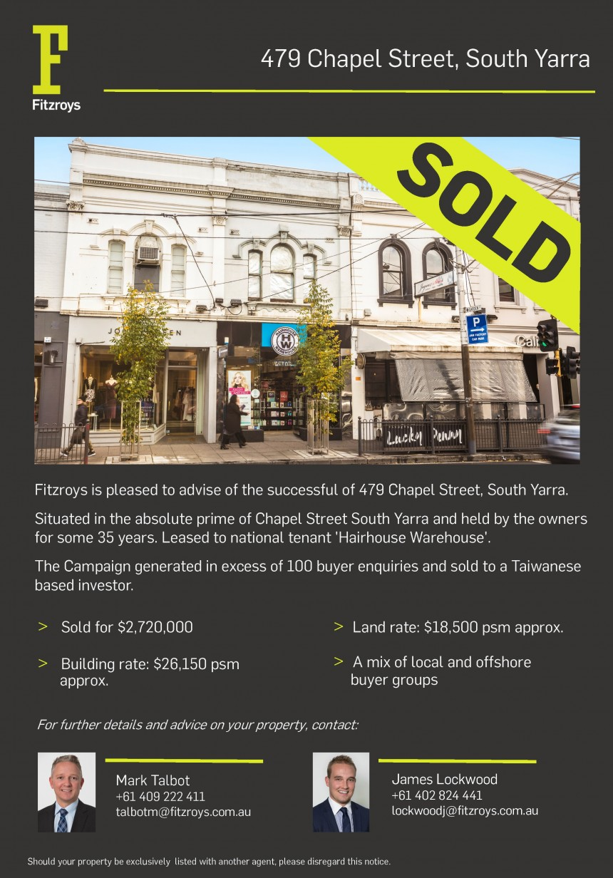 Chapel Street South Yarra 479