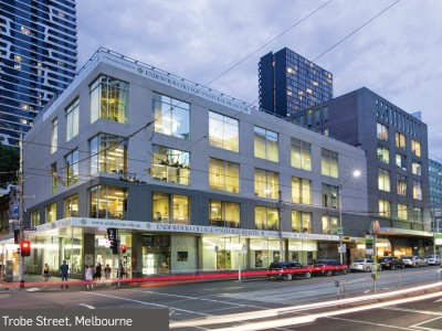 Linkedin Post 260 La Trobe Street Melbourne