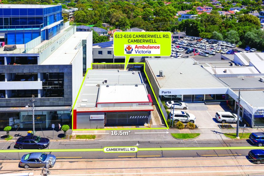FIT4159 616 Camberwell Road Camberwell Markup 0624 V3