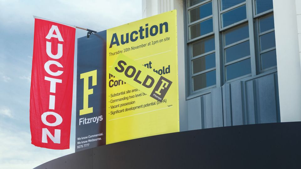 Fitzroys Auctions